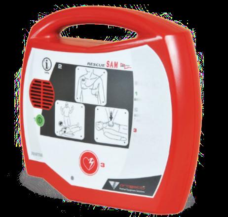 defibrillatore DAE